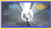 Vault enter banner