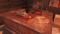 FO4 Employee 011985TP personal log