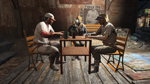 FO4 Moe, Polly and Solomon