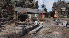 FO76WL Johnson's Acre cabin