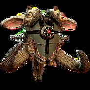 FO76 Atomic Shop - Imposter assaultron head
