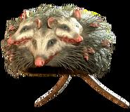 FO76 rad oppossum hat