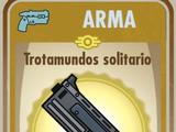 Trotamundos solitario (arma)