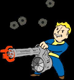 Fo4 Heavy Gunner