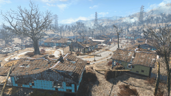 Fo4 Sanctuary Hills Overview