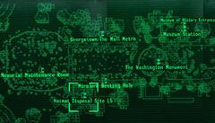 Hazmat DS loc map