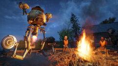 Ls campfire