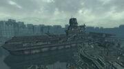 Rivet City panorama