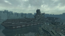 Rivet City panorama