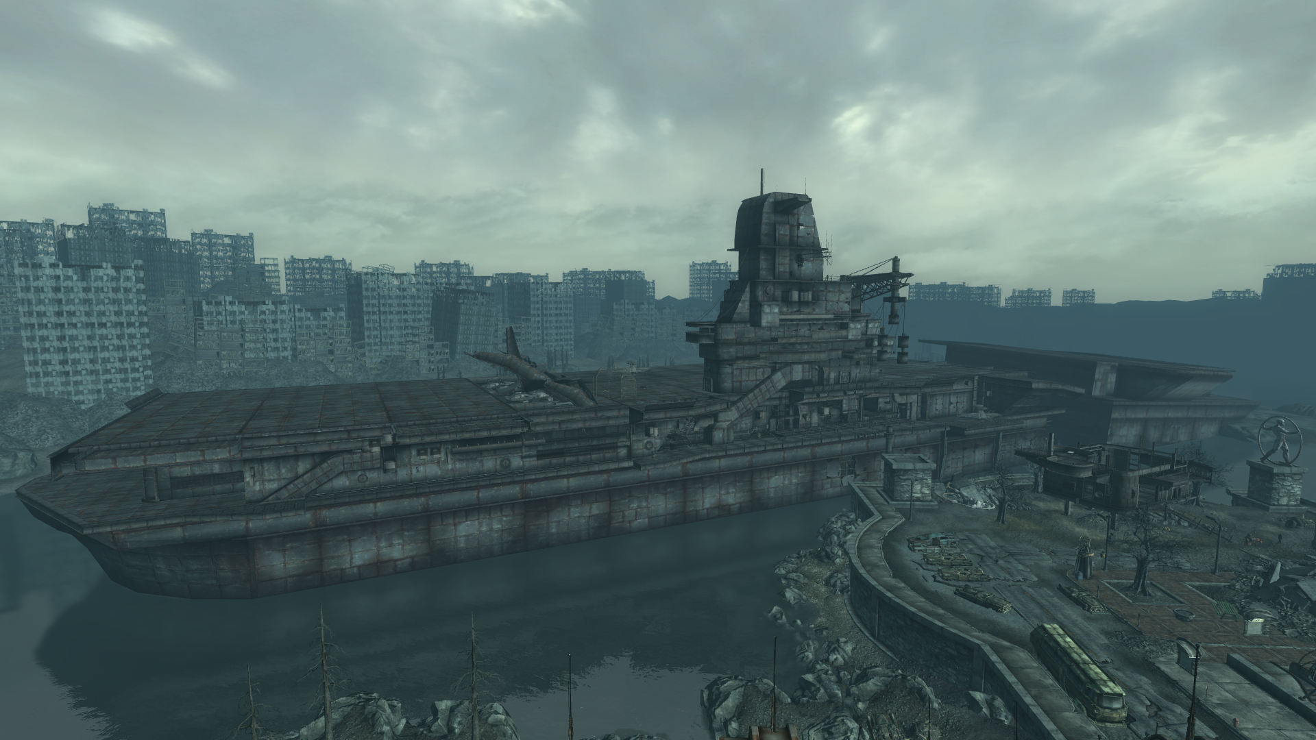Rivet City Rivet City Fallout Wiki