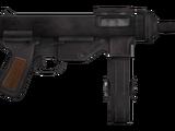 Subfusil ametrallador de 9 mm de Vance