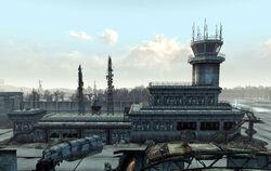 Адамс-контрольная башня