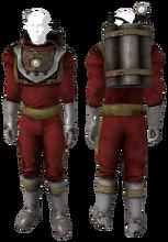 FNV ArmorNVSpaceSuit