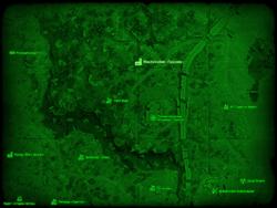 FO4 Маслобойня «Парсонс» (карта мира)