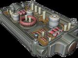Военная электросхема