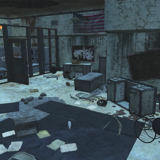 Всередині бункера