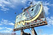 FO4 GNN billboard Lexington