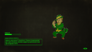 FO4 LS Four Leaf Clover