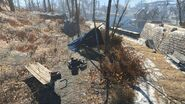 FO4 Malden Drainage camp