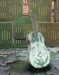 Fo76 Steel guitar 2