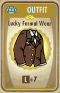 FoS Lucky Formal Wear Card