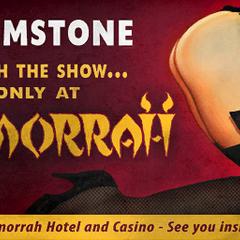 Gomorrah advertising