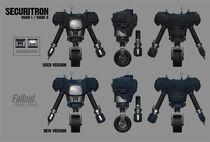 Securitron concept
