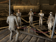 FO3BS Griffon and Underworld residents