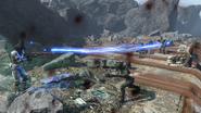 FO4 AUT Tesla rifle combat