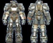 FO4 T-60 power armor BOS knight captain