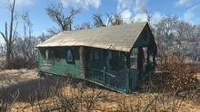 FO4 ranger cabin