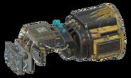 FO76 Gauntlet shock pads