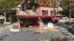 FO76 Wilson brothers auto repair