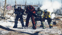 Fallout76 E3 PowerArmors