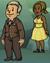 FoS Marcus y Sally personaje