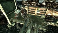 Raider wreckage fortifications2