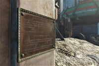 FO4 Old State House plaque