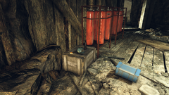FO76 Glassed cavern (Have a nice life)