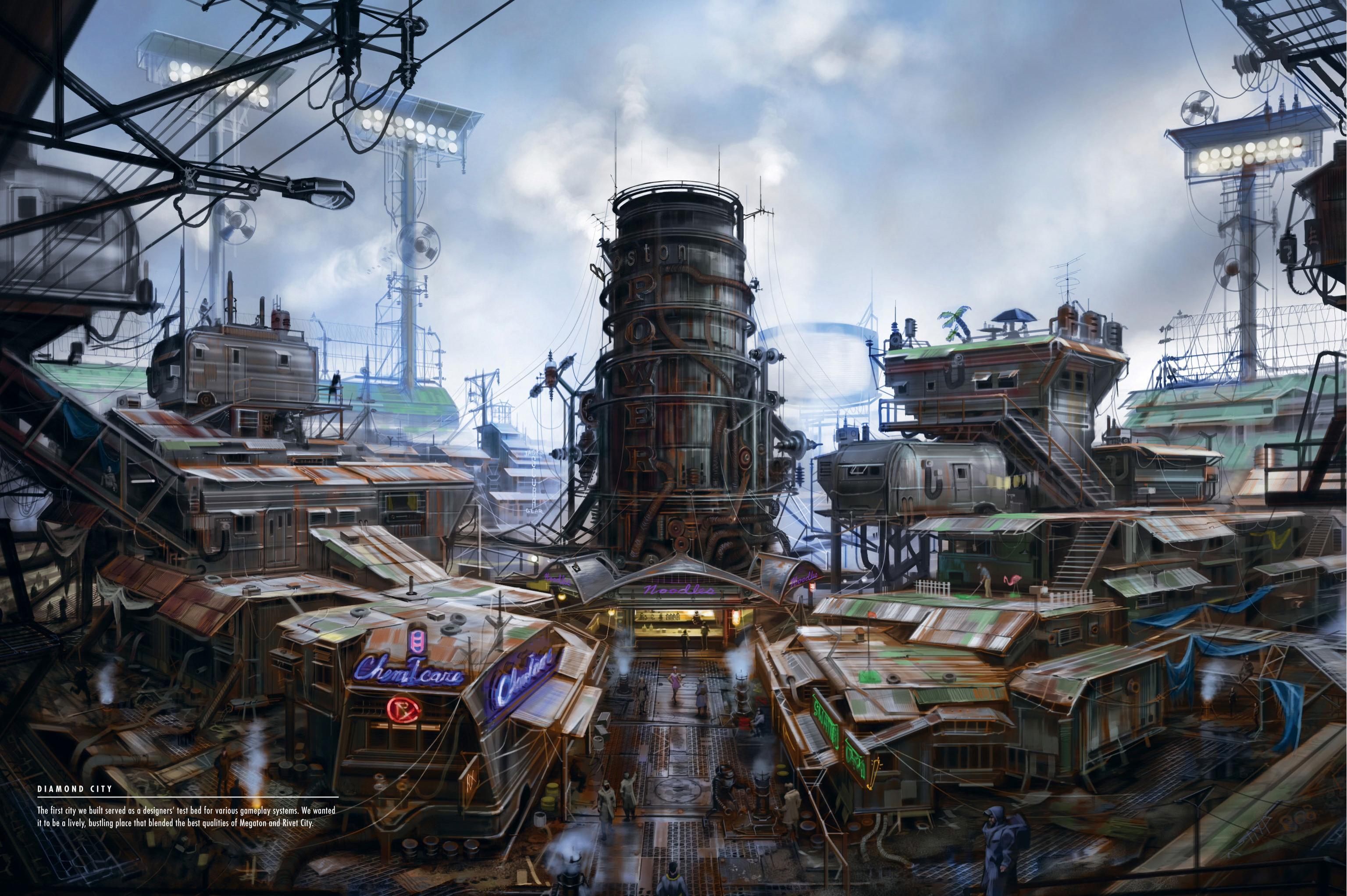 Fo4-diamond-city-concept2