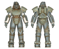Fo4 Power Armor T51