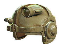 Fo4 destroyers helmet