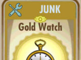 Gold watch (Fallout Shelter)