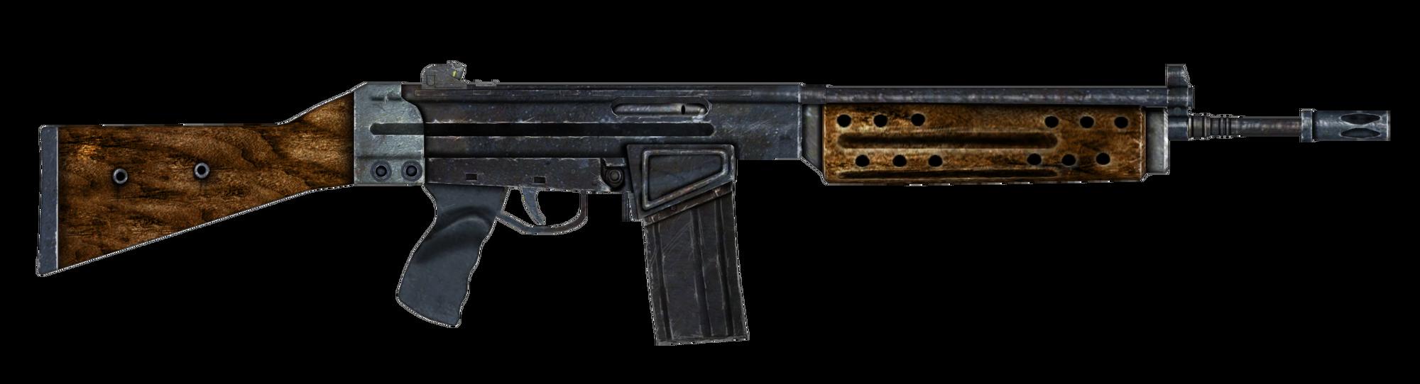 Assault rifle | Fallout Wiki | FANDOM powered by Wikia