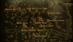 Nipton local map