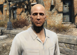 Deacon No Glasses