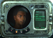 FO3 Race woman African American 01
