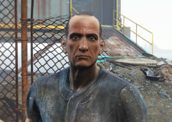 FO4 Bill Sutton