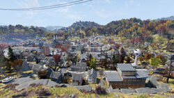 FO76 Morgantown (area)