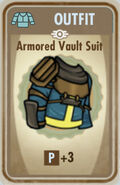 FoS Armored Vault Suit Card