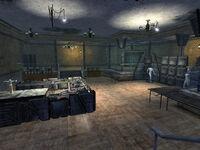 Silver Rush interior
